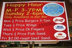 Happy Hour on the Occoquan River