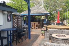 Tiki Bar On Occoquan River