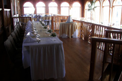 Event Table Set Up