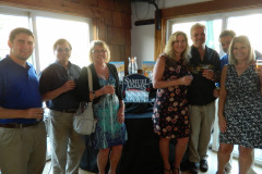 Celebrating an Event at Madigan's Waterfront
