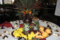 Sunday Buffett Dessert Table